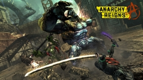 Anarchy Reigns Preview