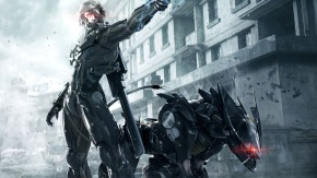 Metal Gear Rising Available For PSN, PS3-Exclusive DLC Announced